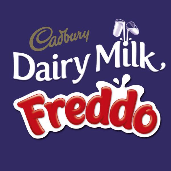 Dairy Milk Freddo logo