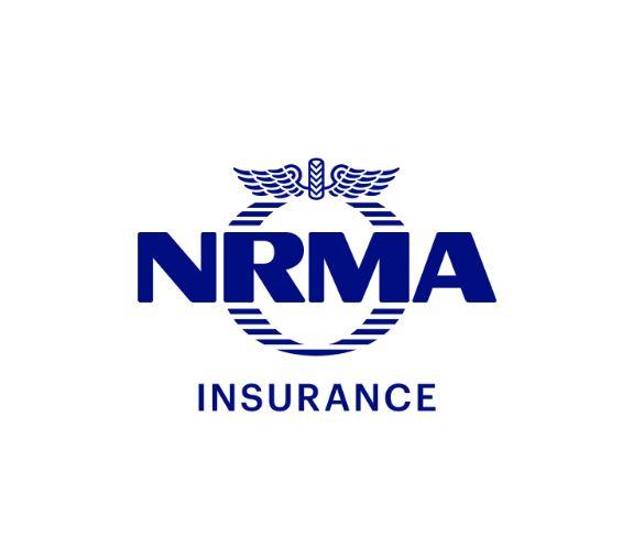 NRMA logo blue
