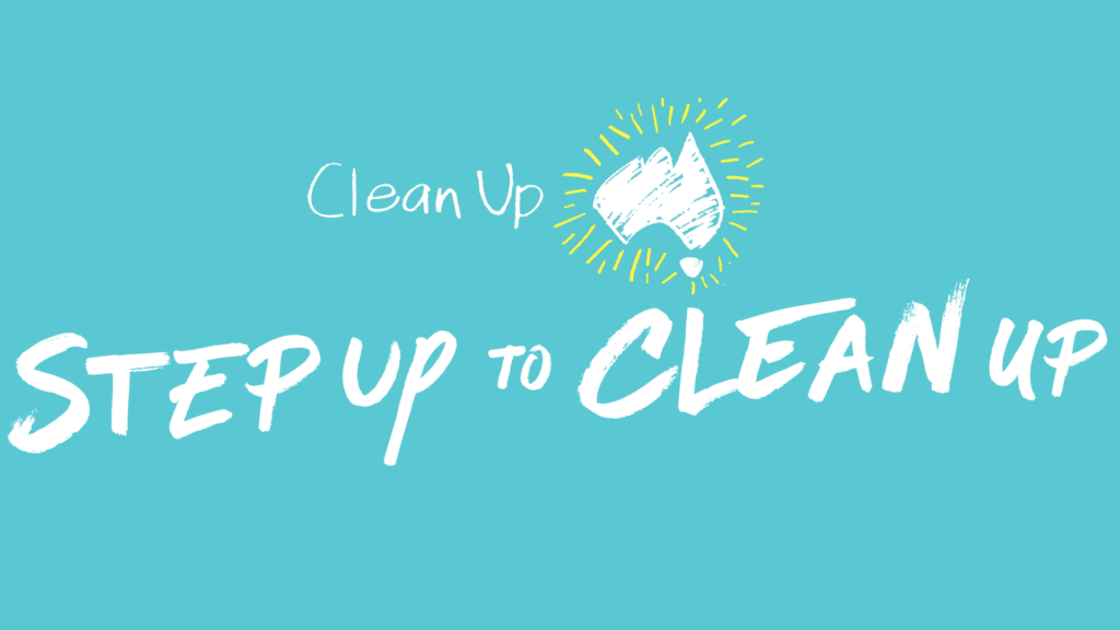 Clean Up Australia Day is coming